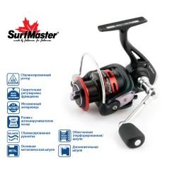 Безынерционная катушка Surf Master Black Bass 2500A FD